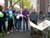 Opening Kwiekpad onthulling bord door Leon (6)